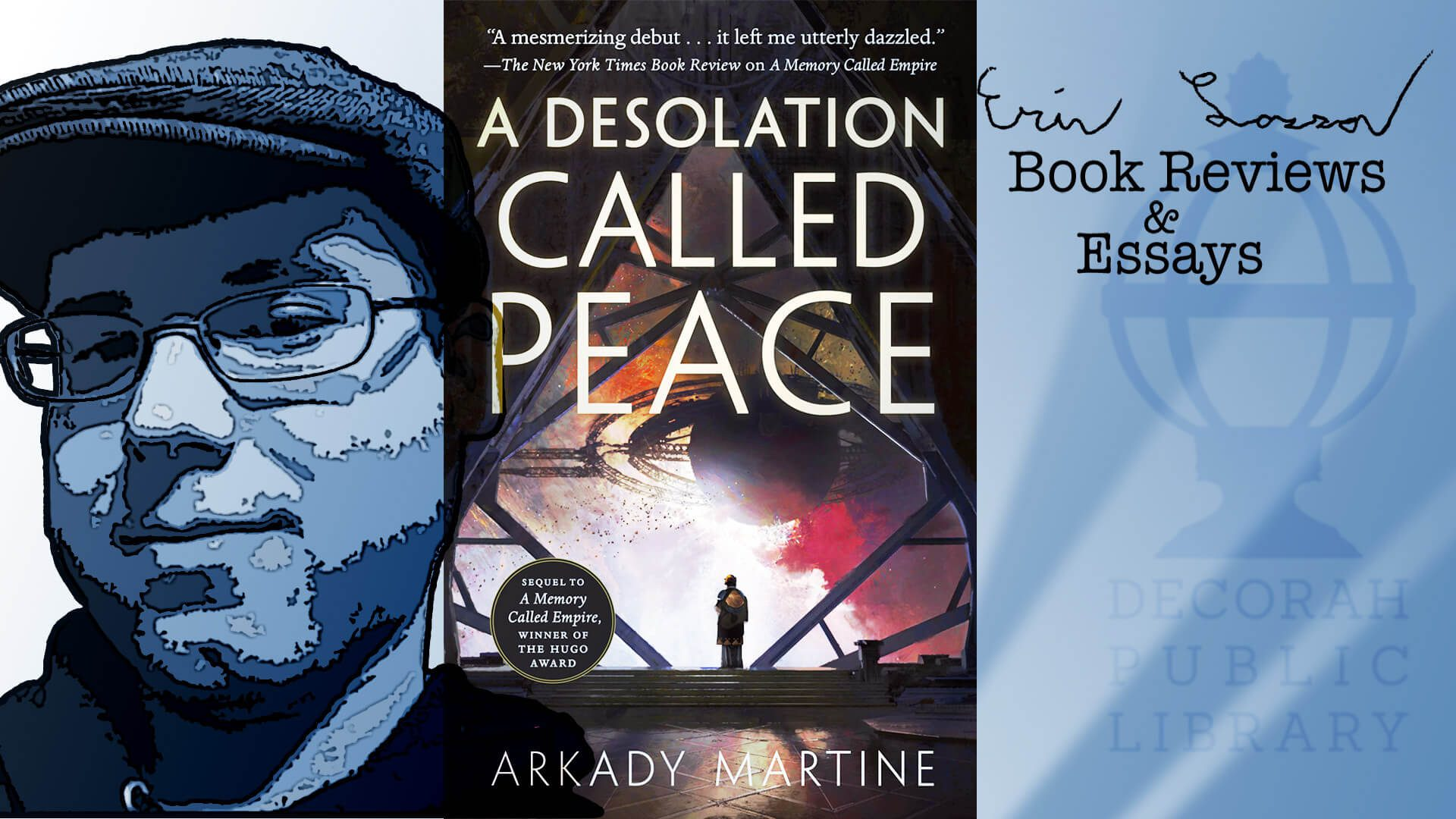 Erin Book Review A Desolation Called Peace