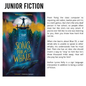 Junior Fiction Book Recommendations