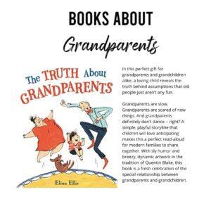 Loving Libraries Thursday - Grandparents