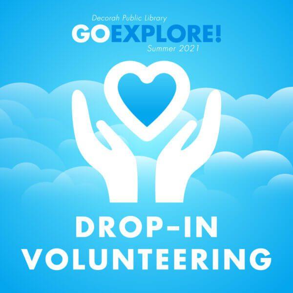 Tween/Teen Drop-In Volunteering