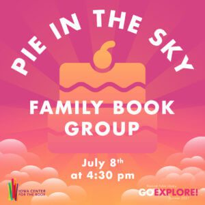 Pie in the sky family book group