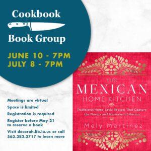 Cookbook Book Group