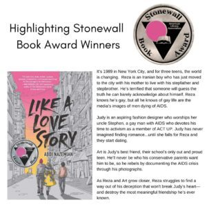 Stonewall Book Award Winners and Nominees