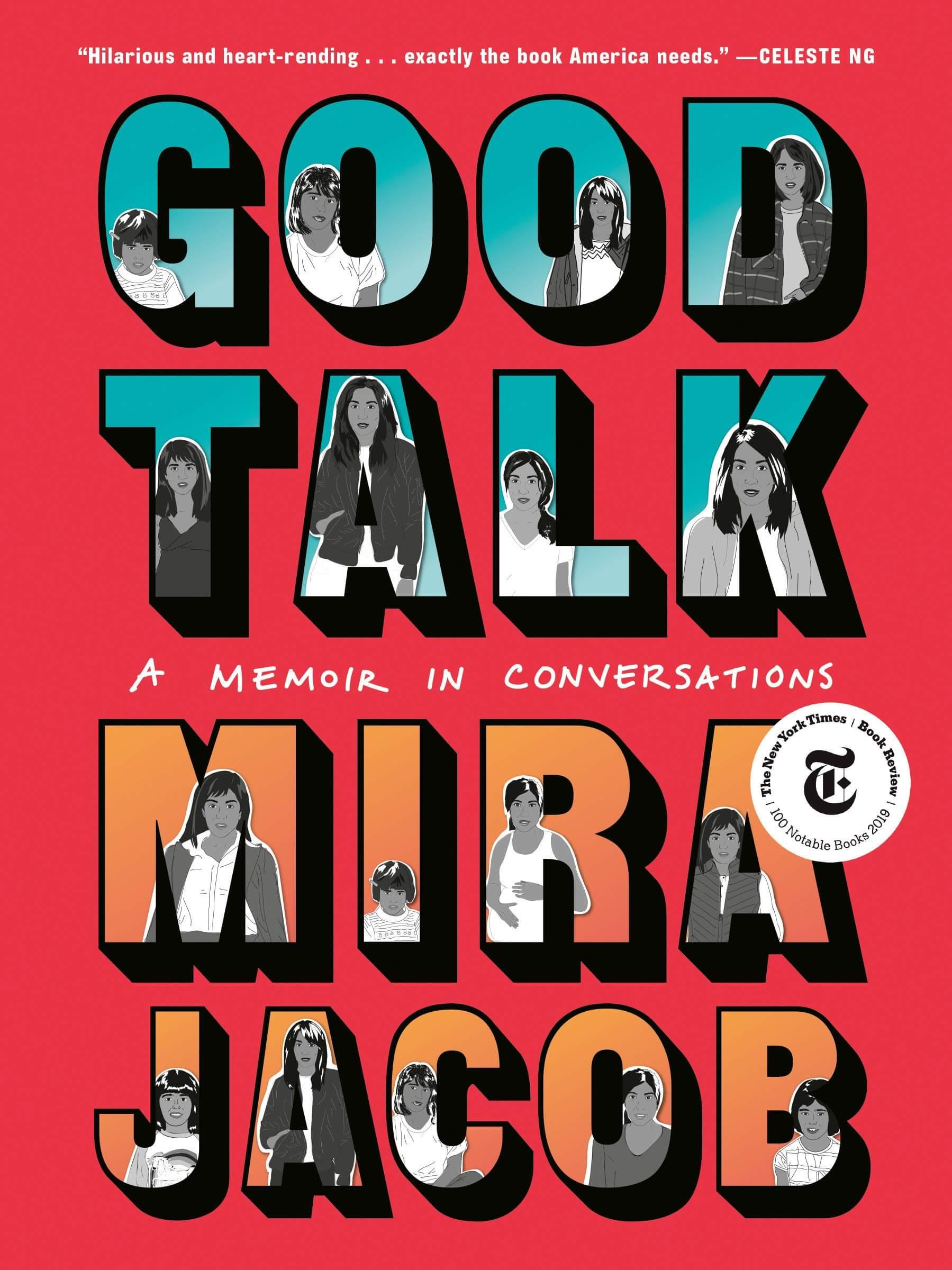 Good Talk Book Cover Image