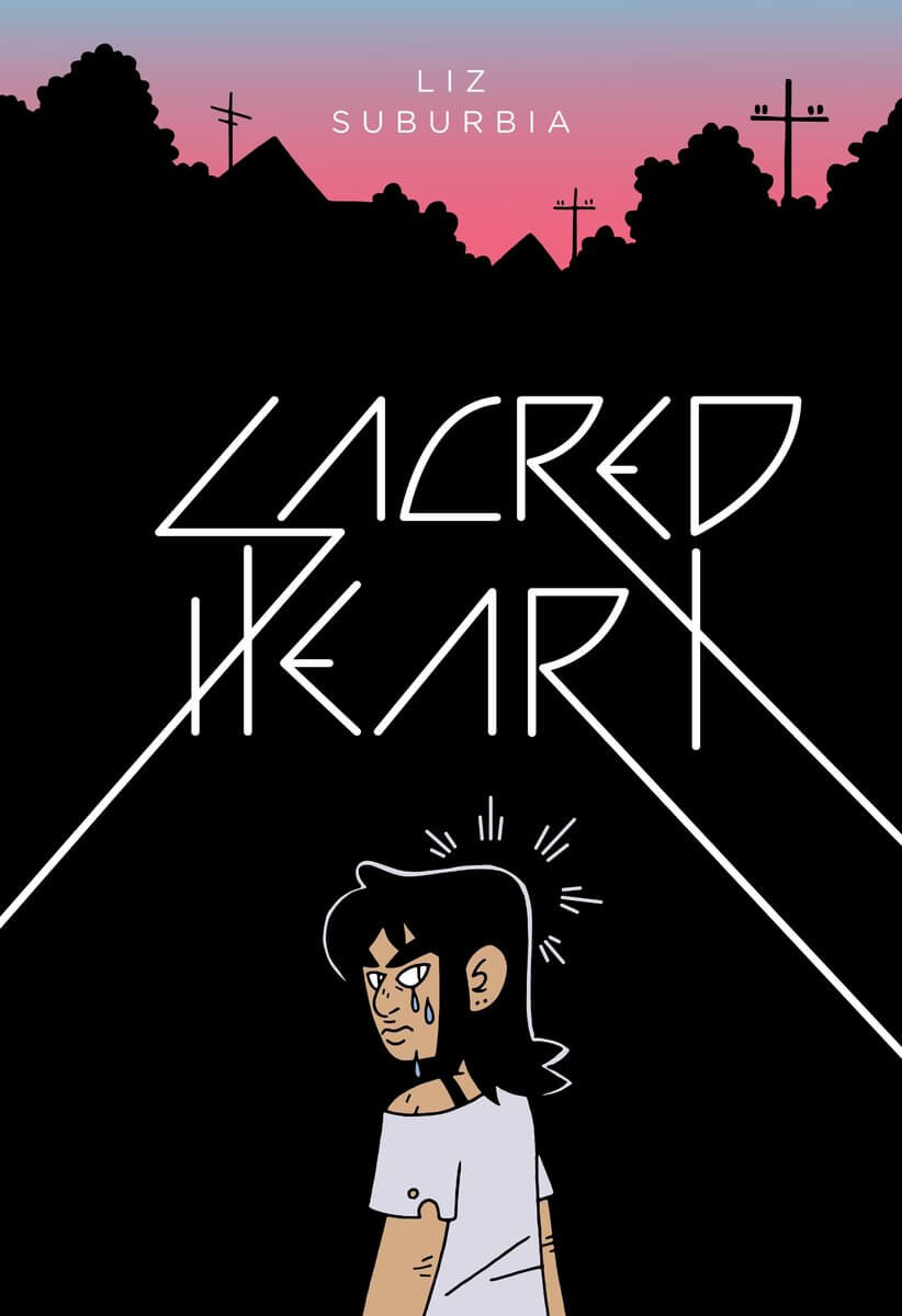 Sacred Heart Book Cover Image
