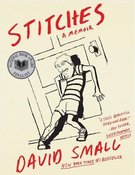 Stitches Book Cover