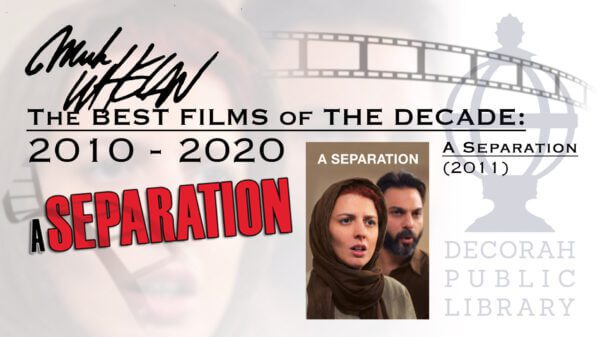 Best Films of the Decade 2010-2020: A Separation