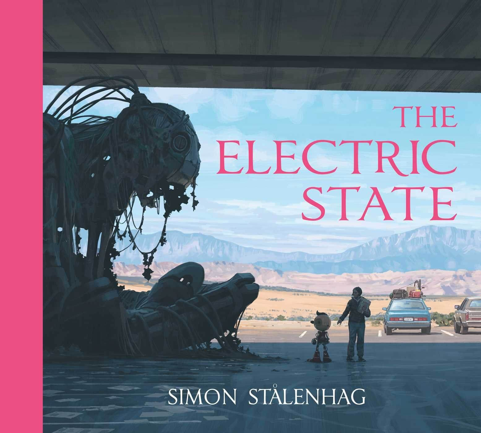 The Electric State Book Cover Image
