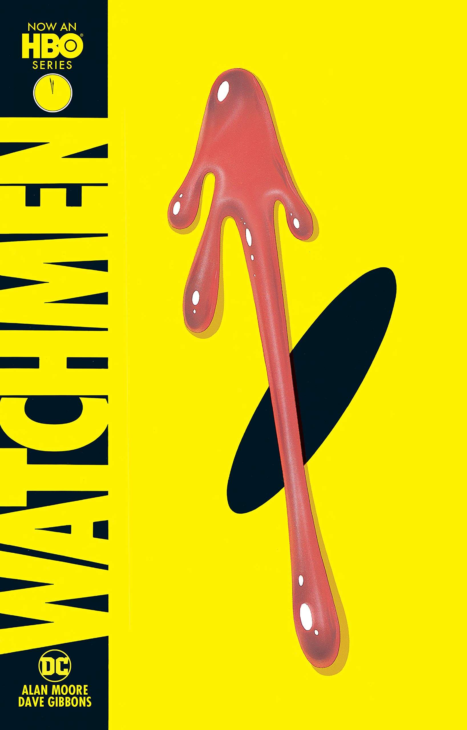 Watchmen Book Cover Image
