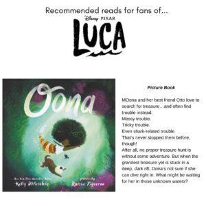 Luca Booklist