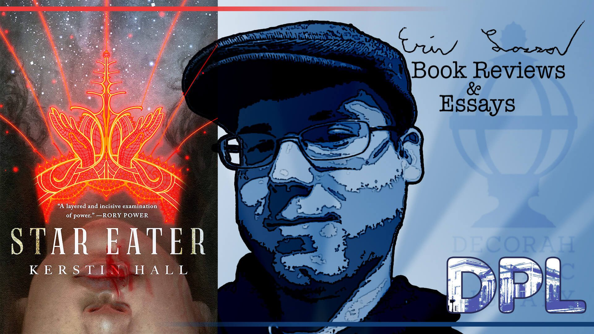 Erin's Book Review of Star Eater