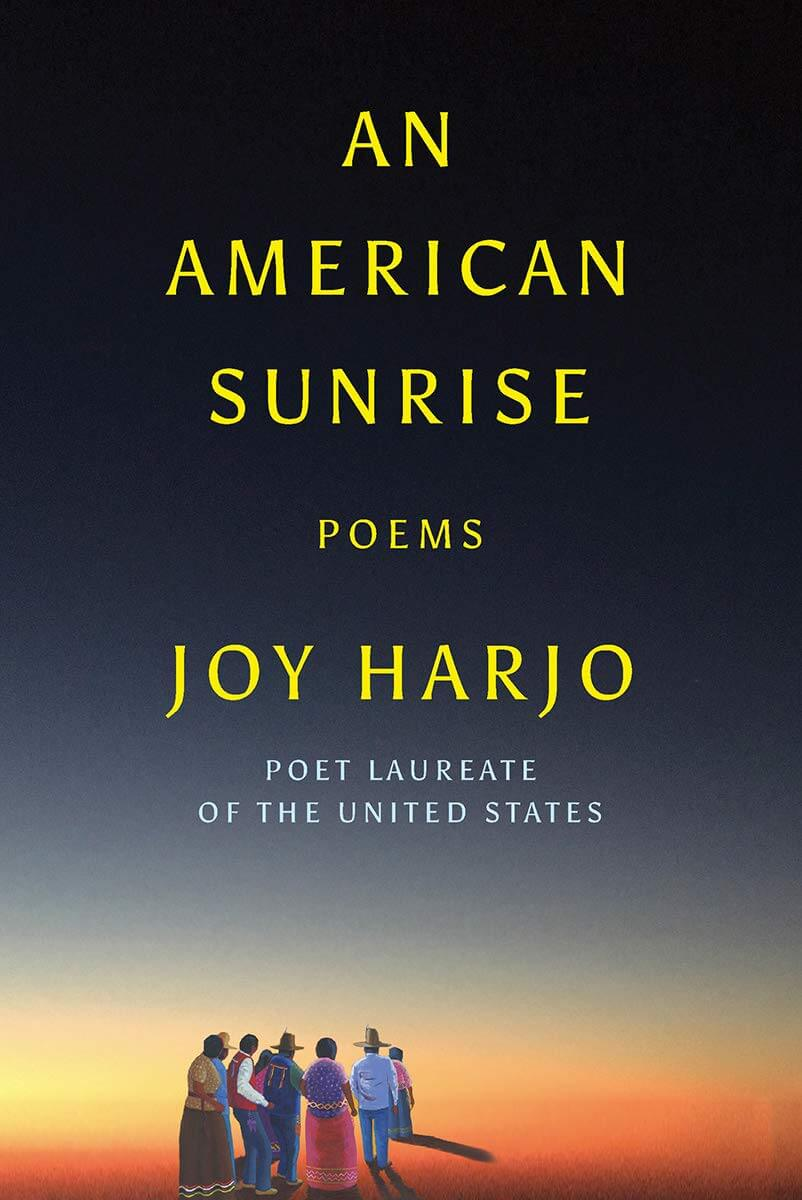An American Sunrise book cover image