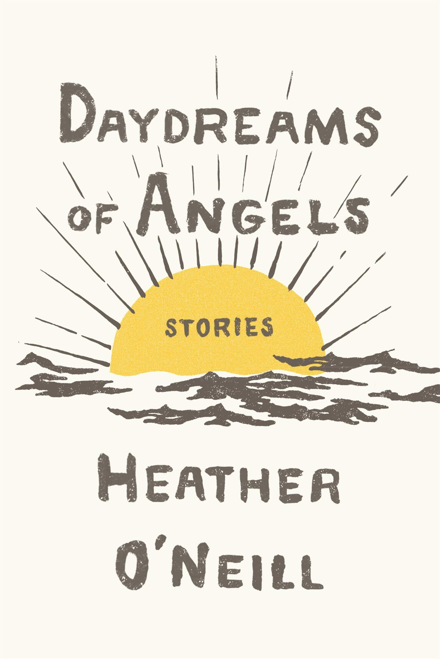 Daydreams of Angels book cover image