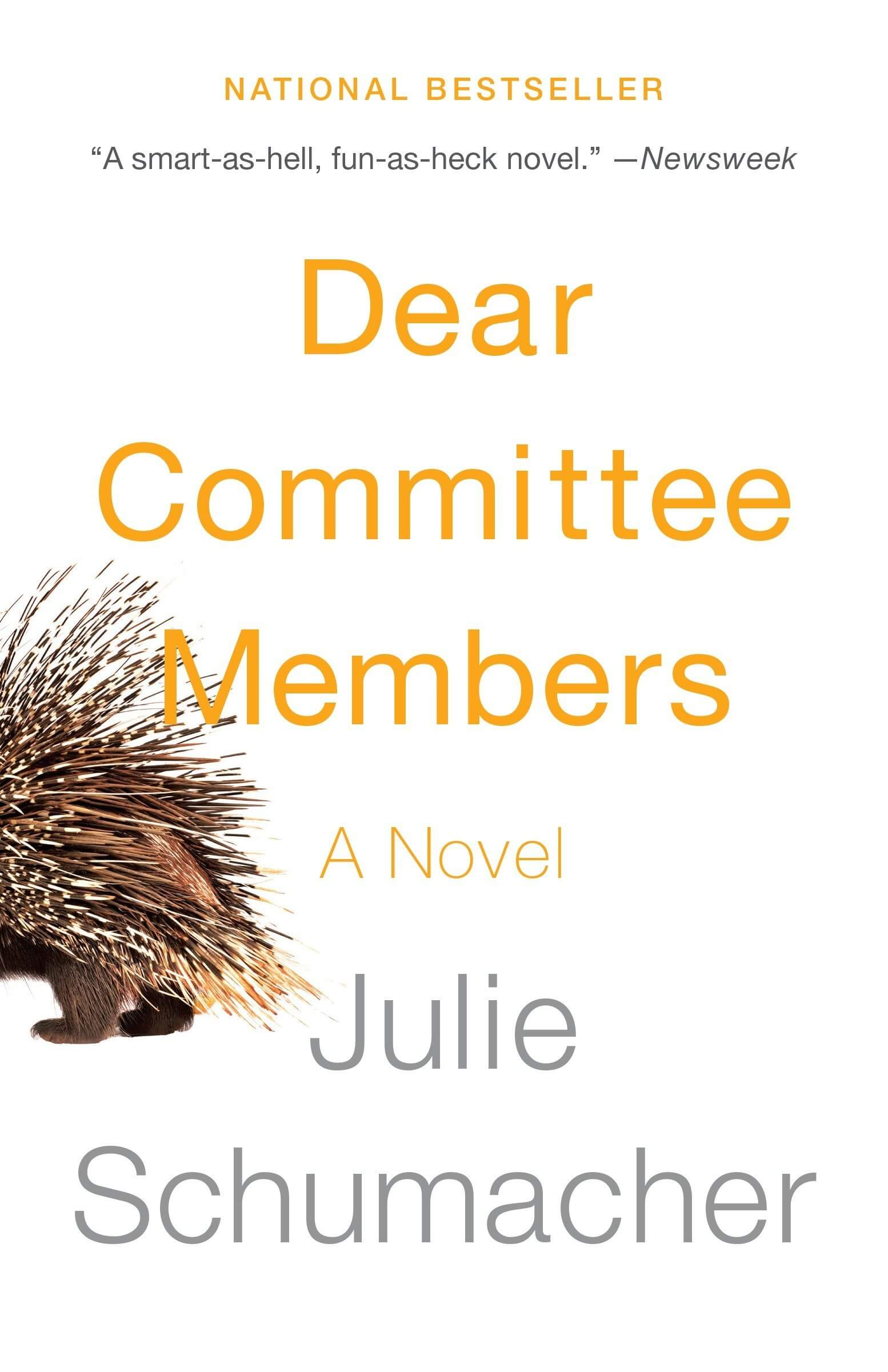 Dear Committee Members book cover image