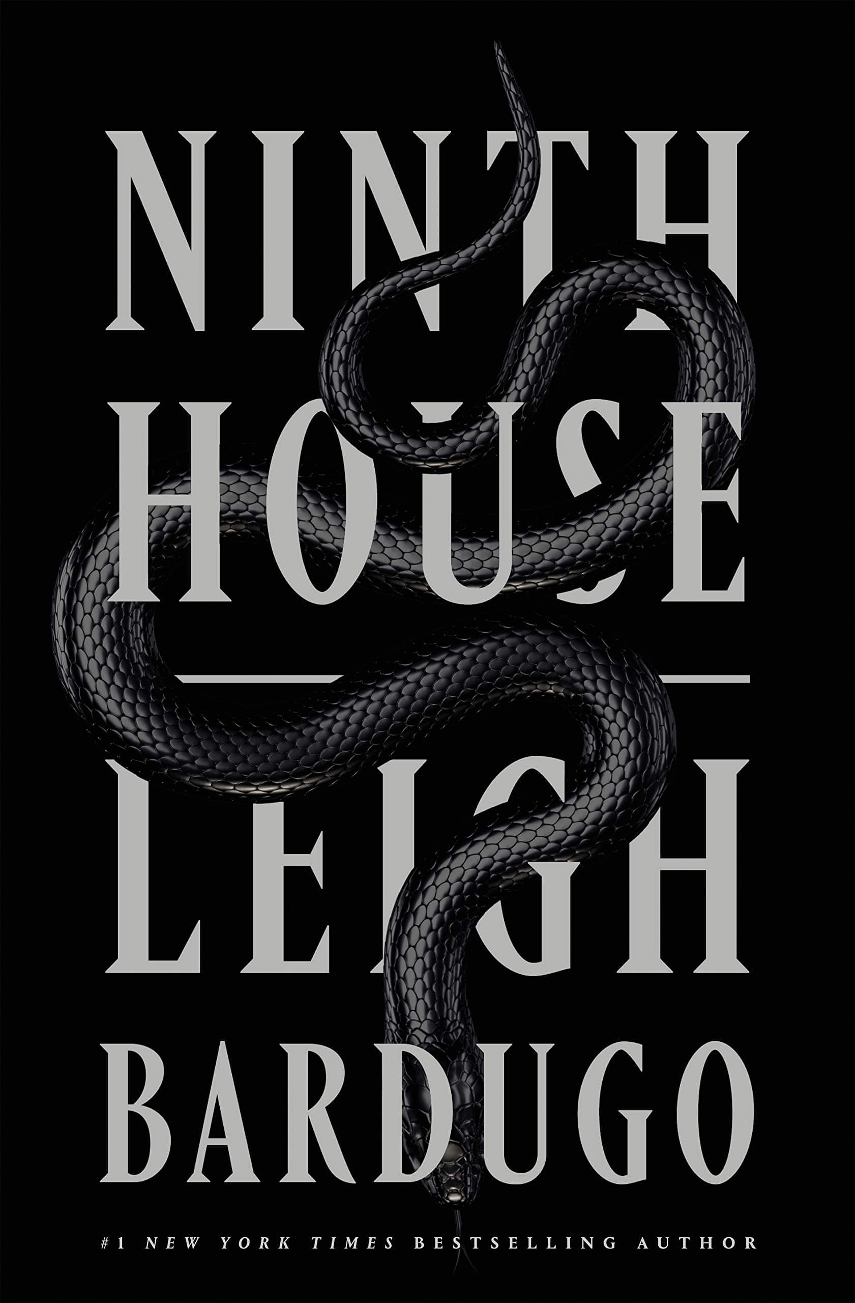 Ninth House book cover image