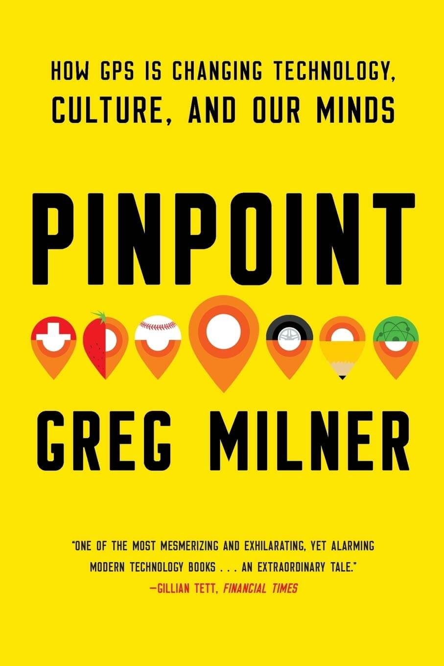 Pinpoint book cover image