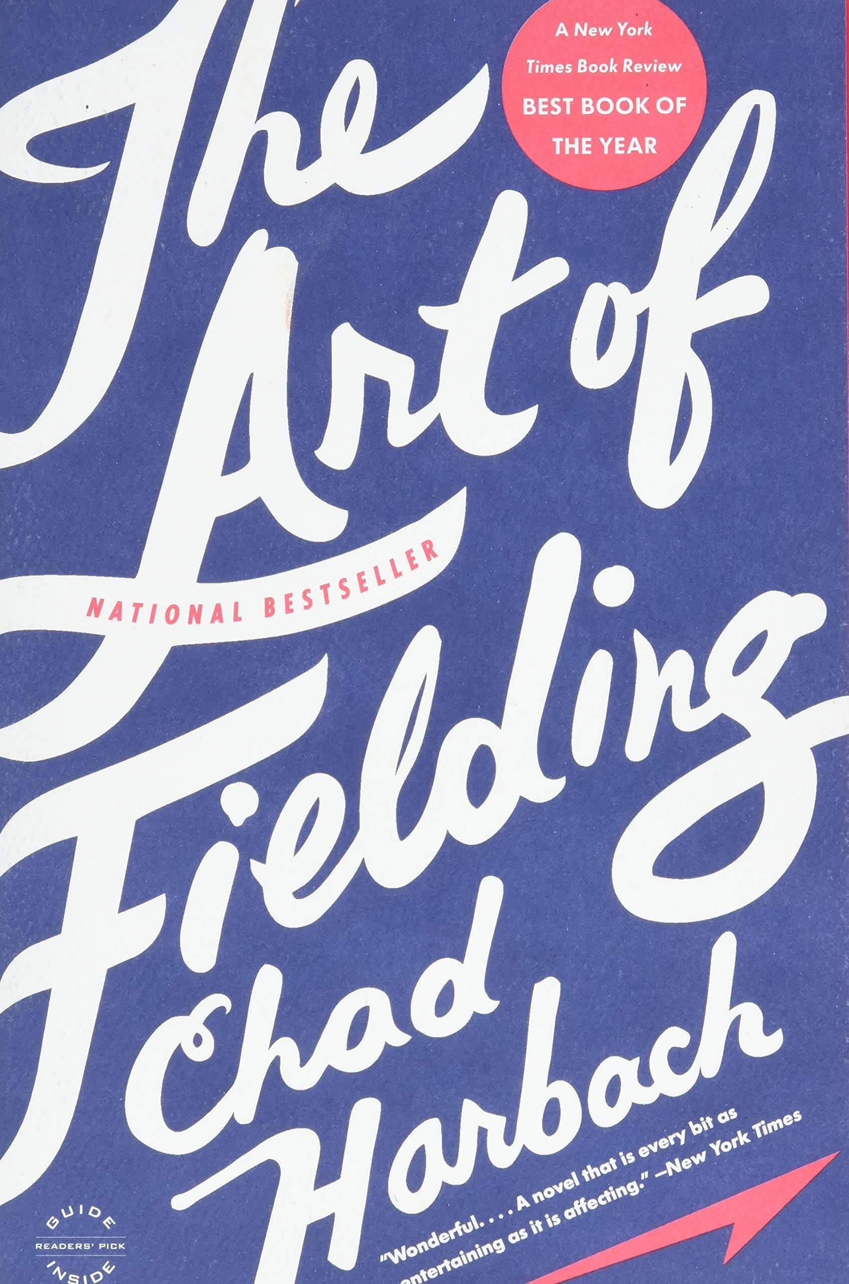 The Art of Fielding book cover image
