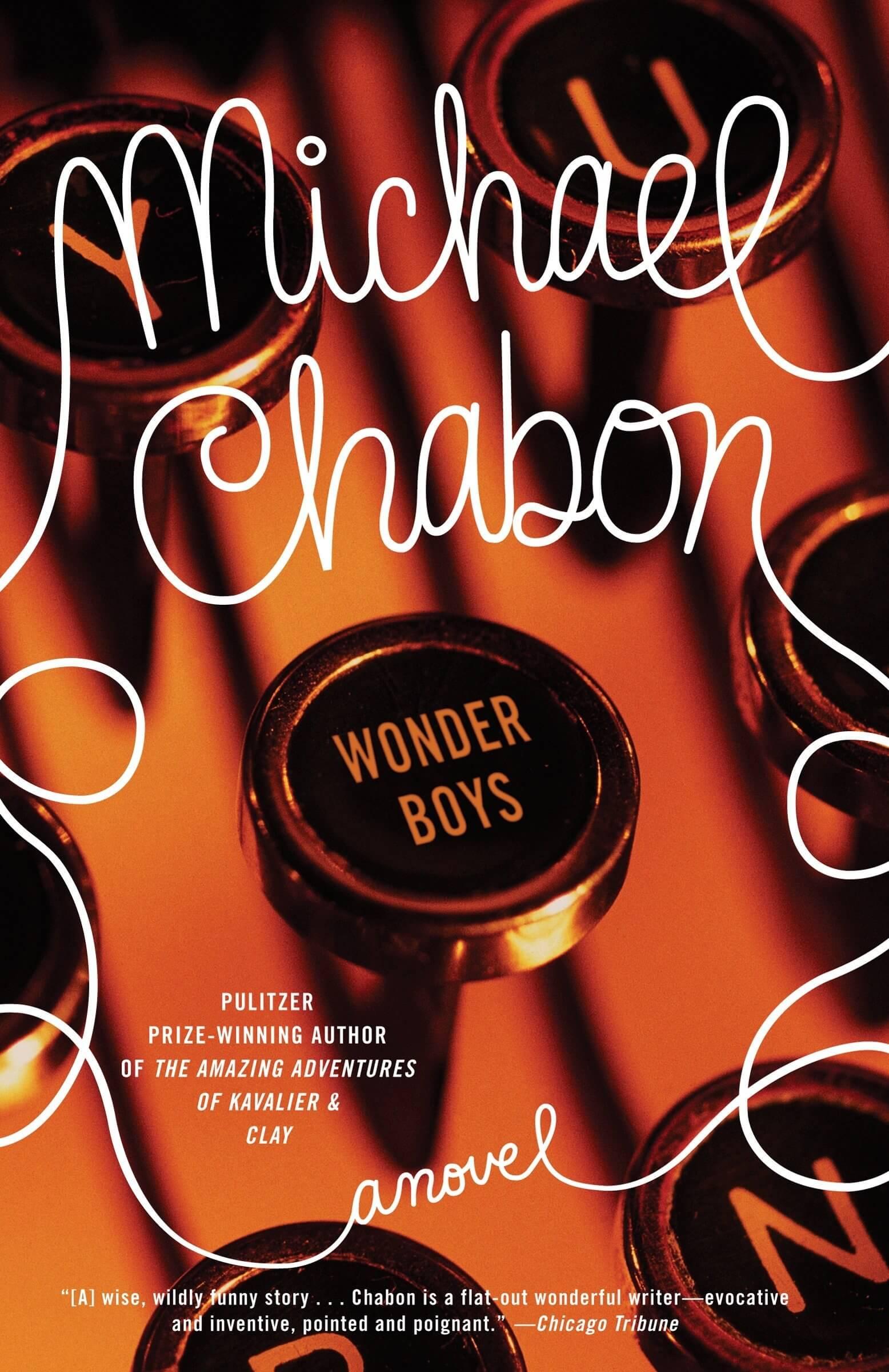 Wonder Boys book cover image