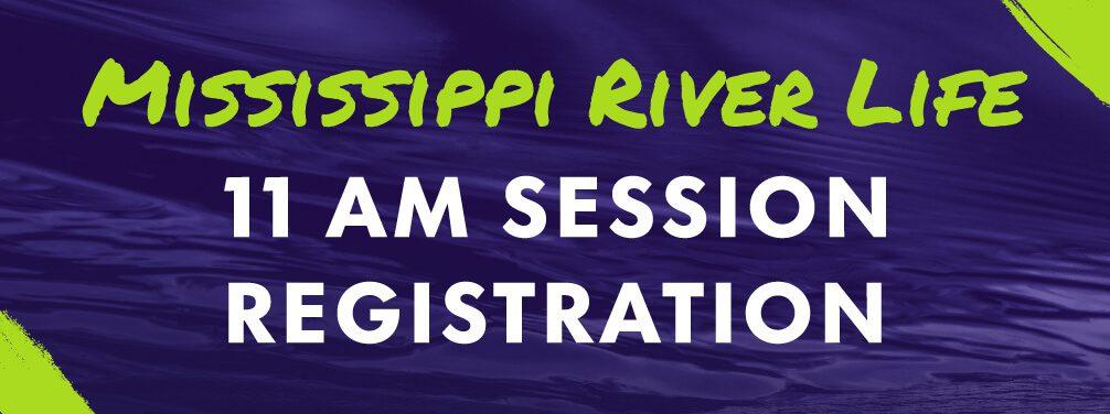 11 AM Session Registration Link
