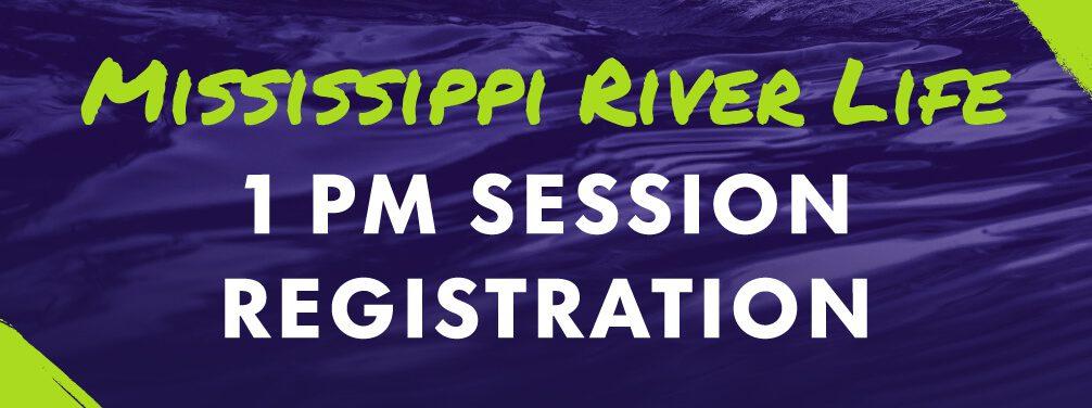 1 PM Session Registration Link