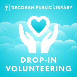 Teen Drop-In Volunteering Decorative Image