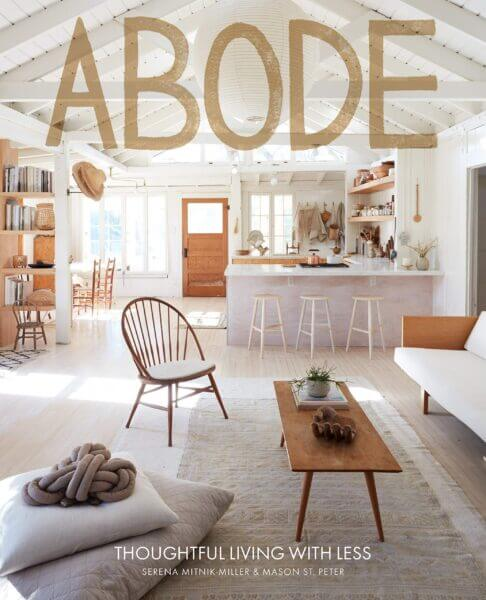 Abode book cover image