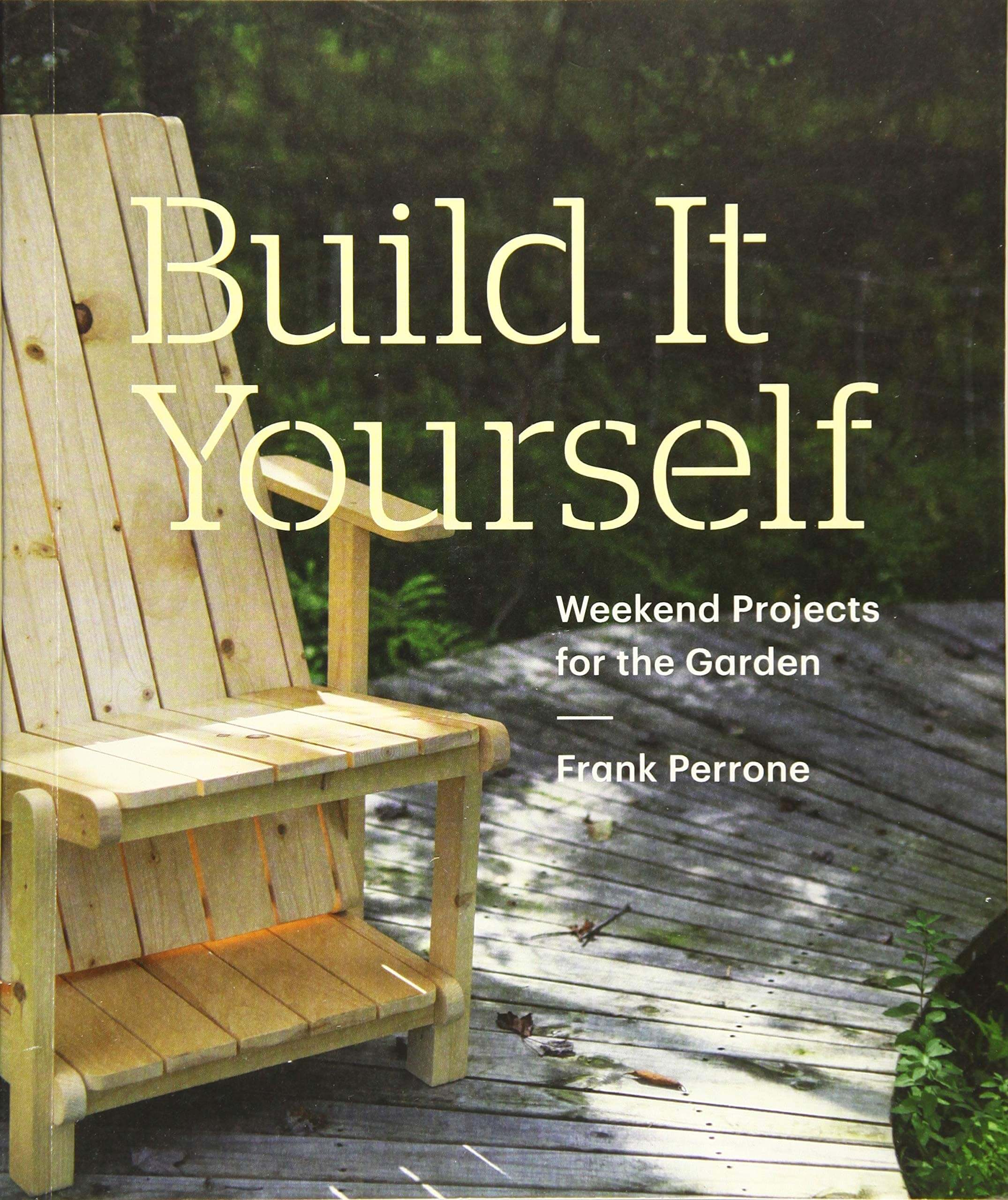 Build It Yourself book cover image