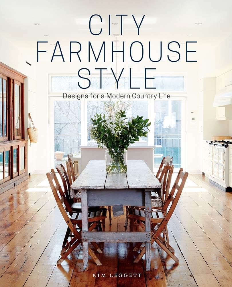 City Farmhouse Style book cover image