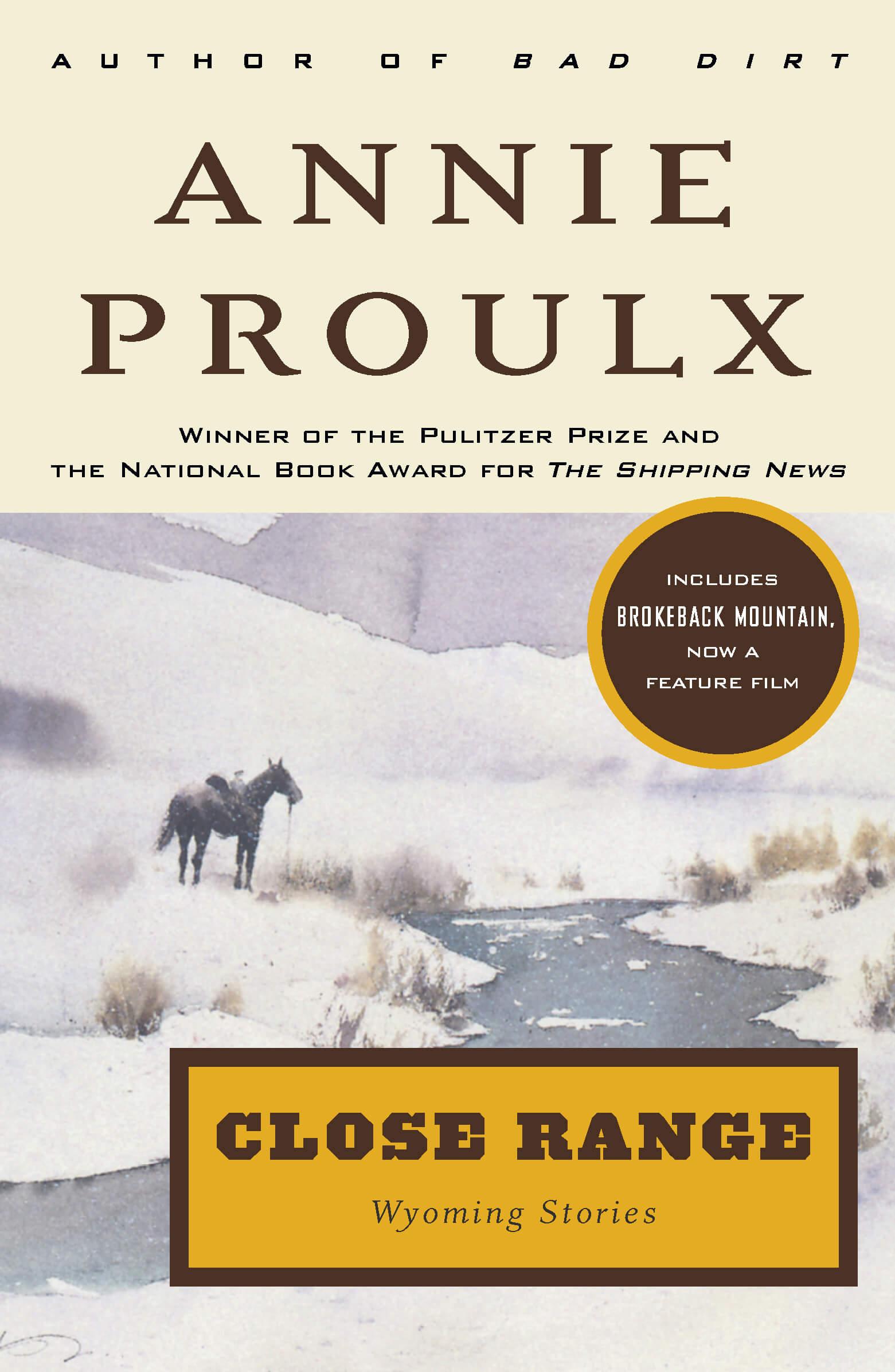 Close Range book cover image