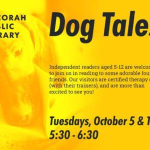Dog Tales decorative image