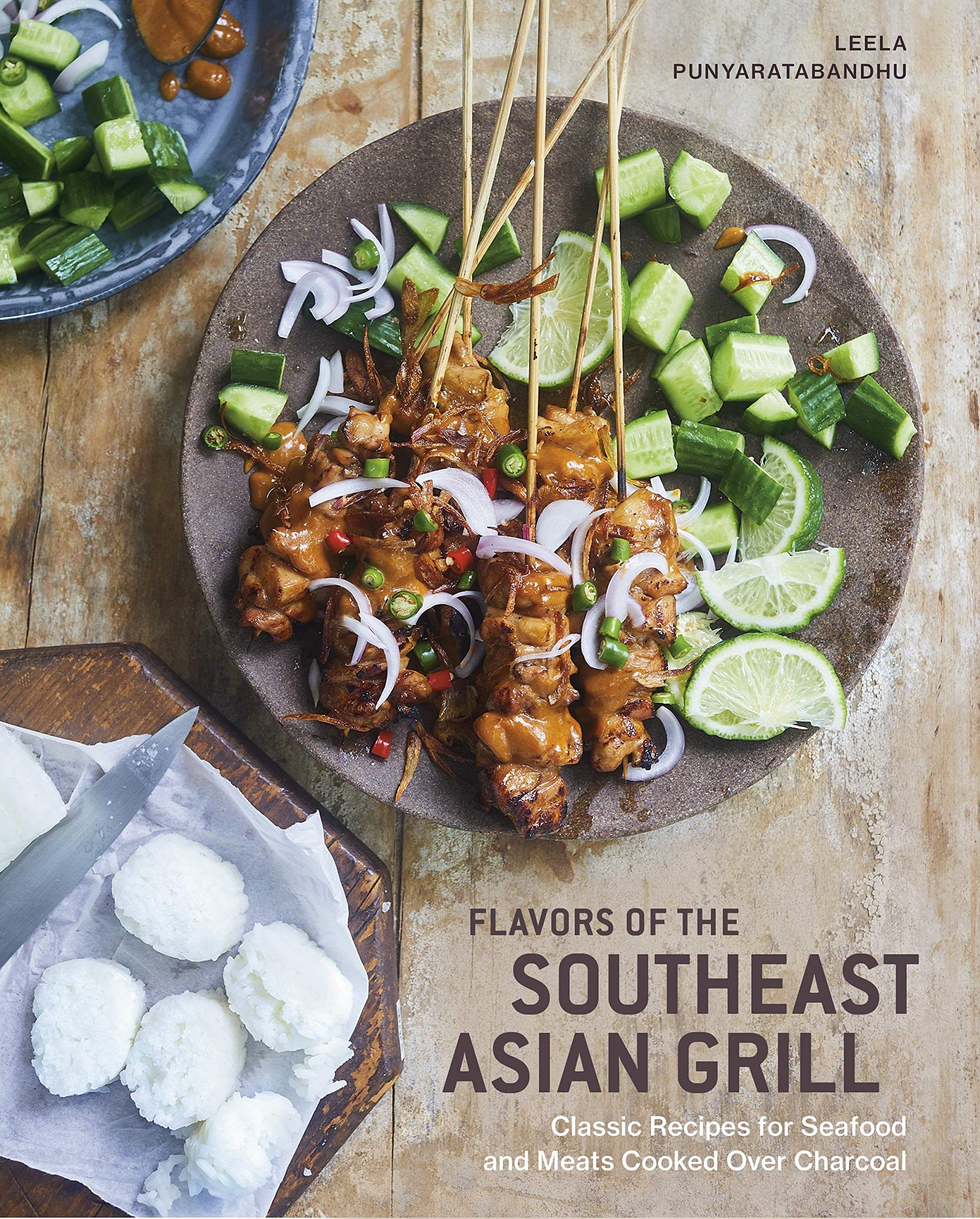 Flavors Of The Southeast Asian Grill cover image
