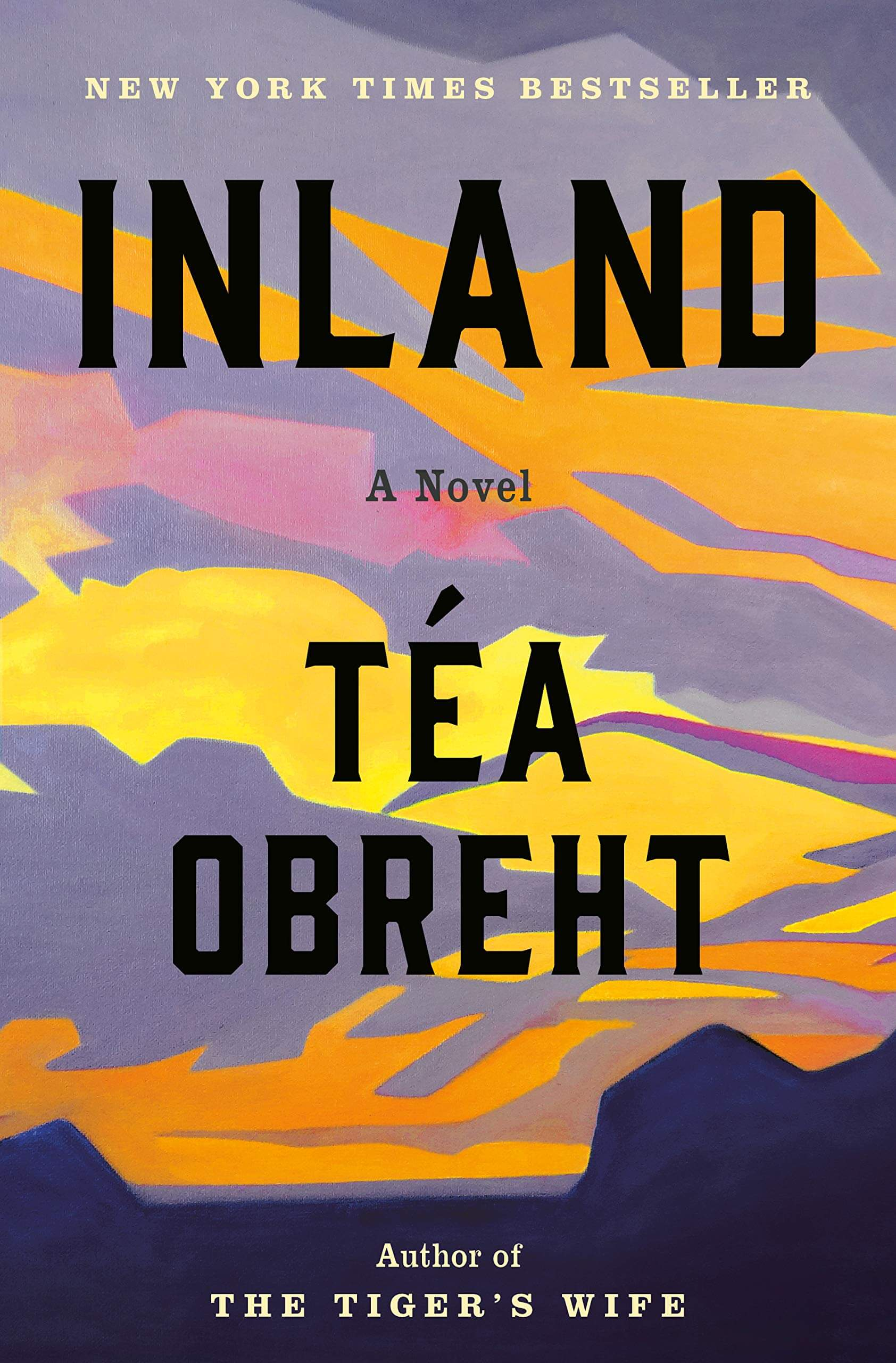 Inland book cover image