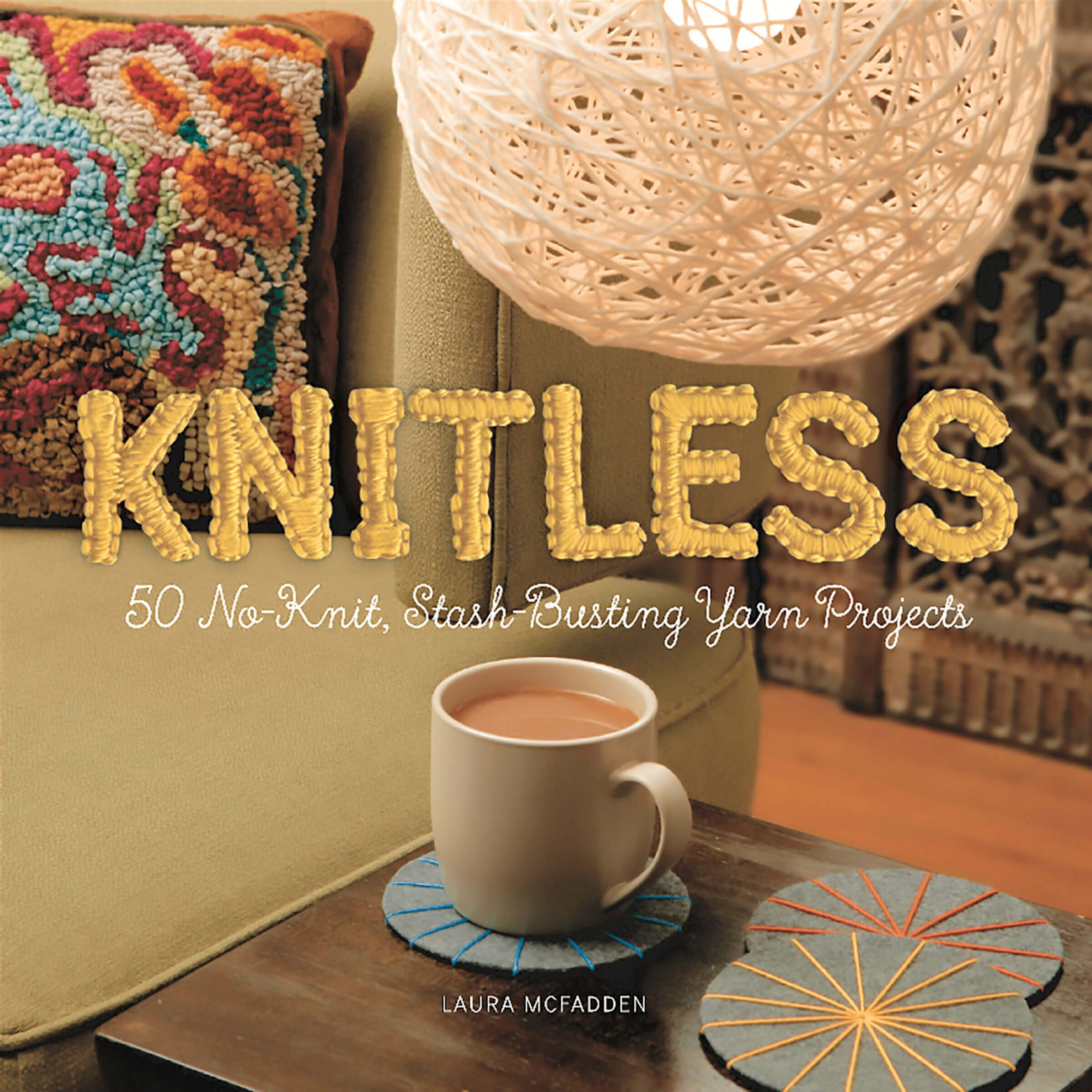 Knitless book cover image