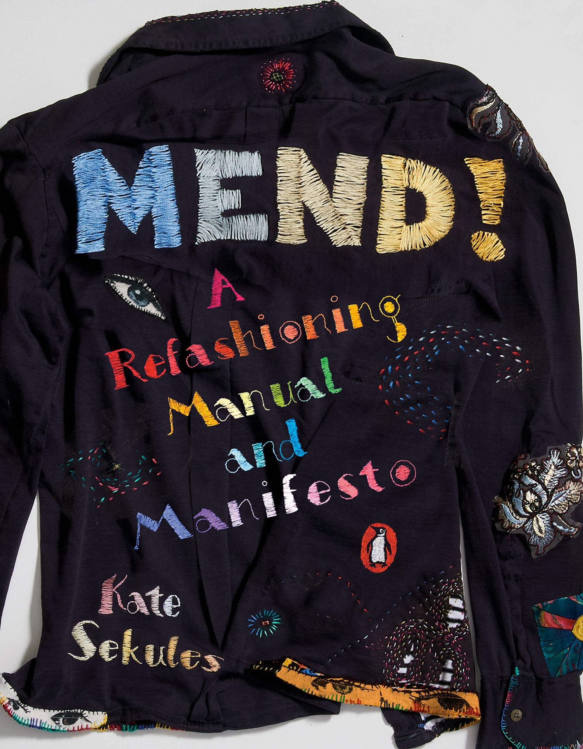 Mend! book cover image
