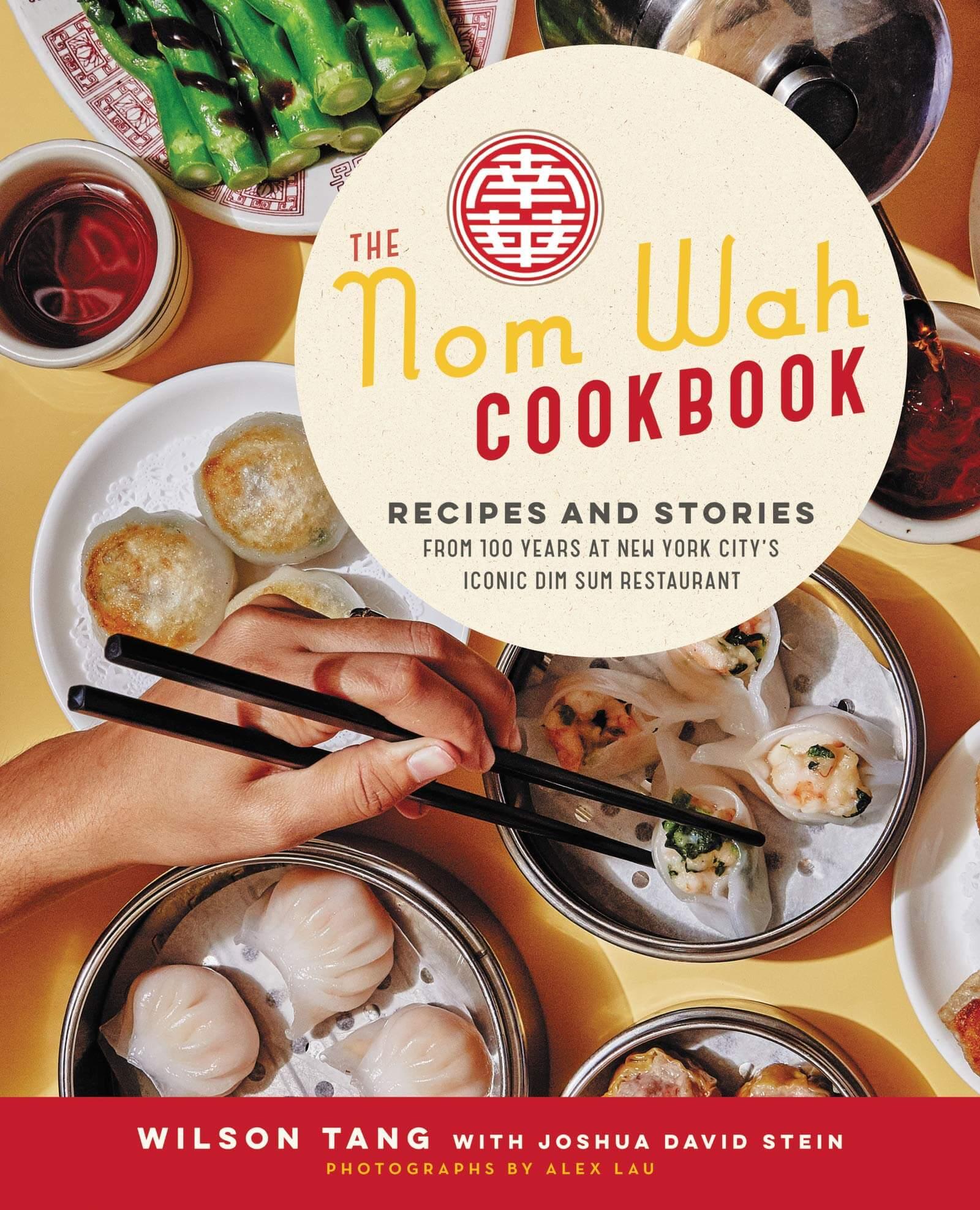 Nom Wah Cookbook cover image