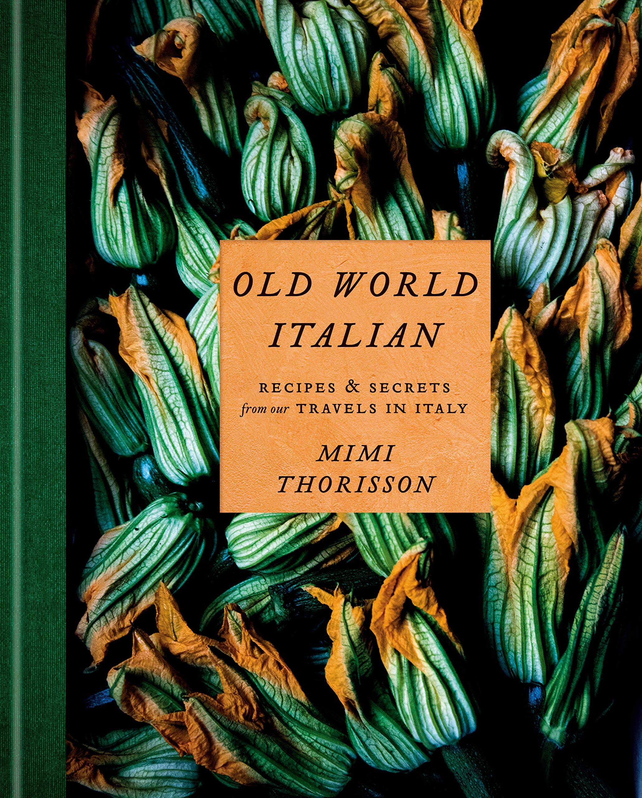 Old World Italian cover image
