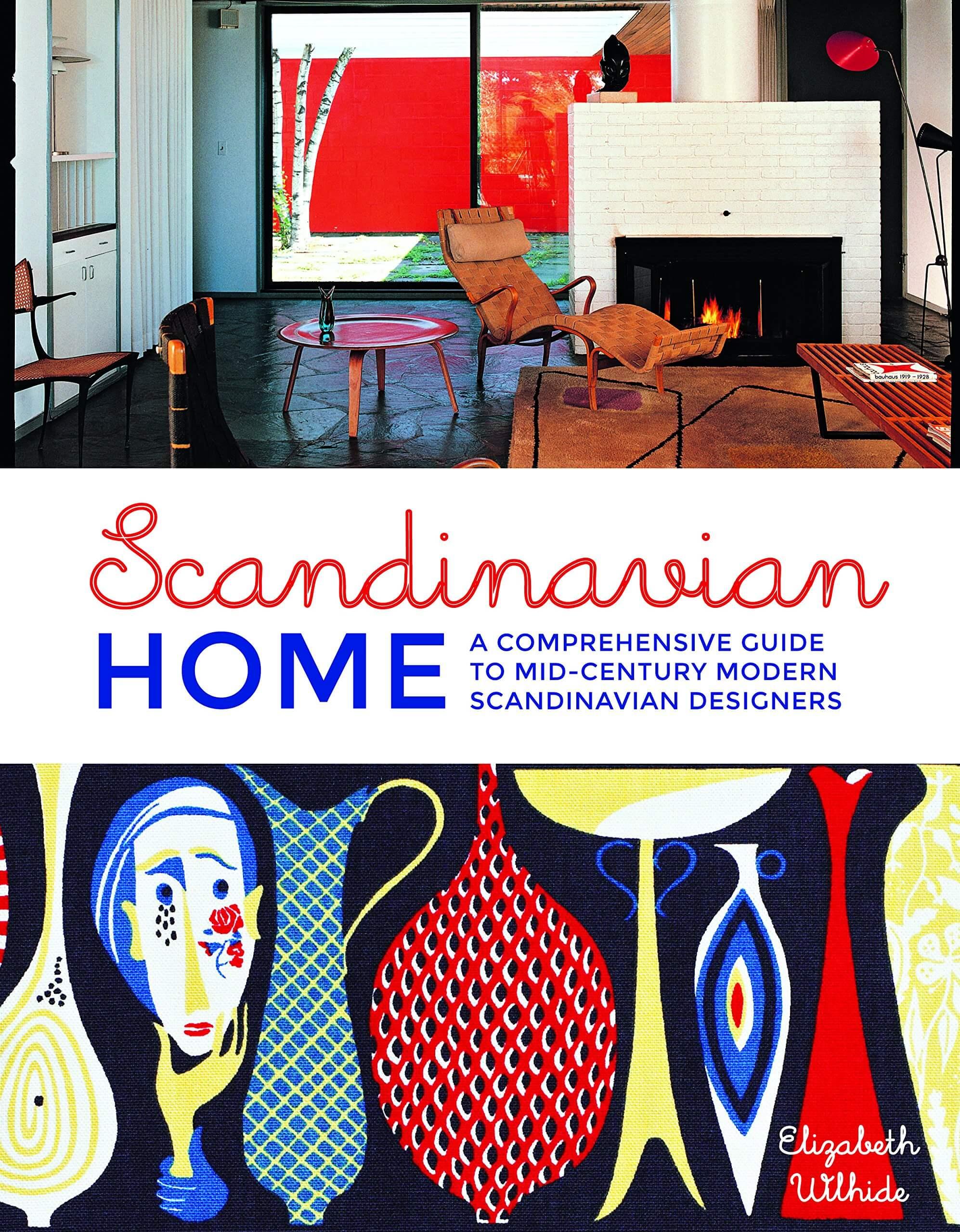 Scandinavian Home book cover image