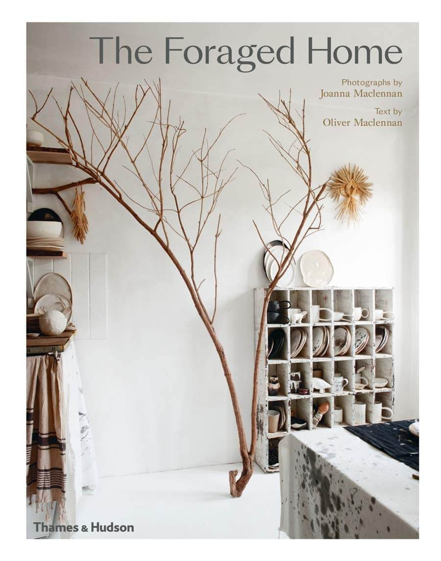 The Foraged Home book cover image