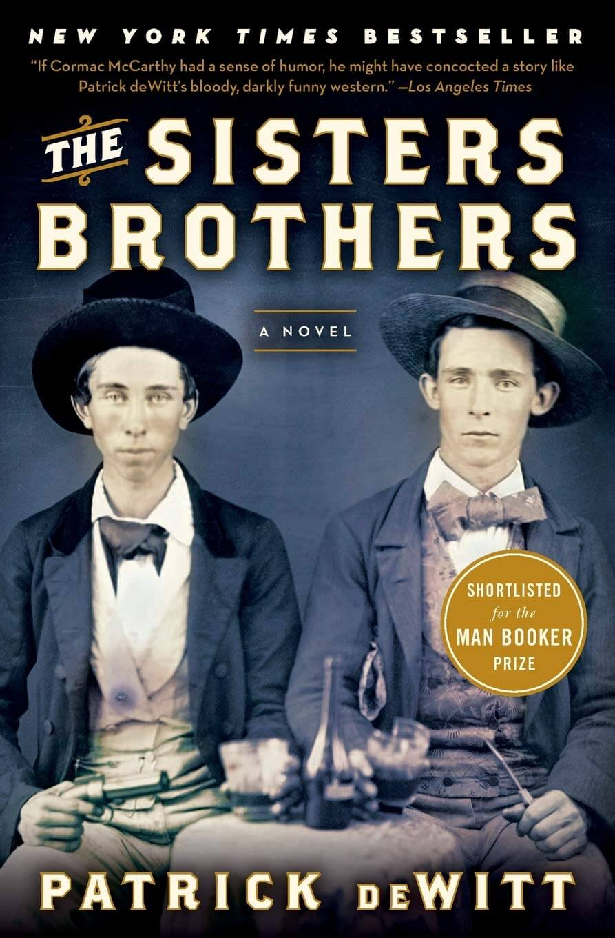The Sisters Brothers book cover image