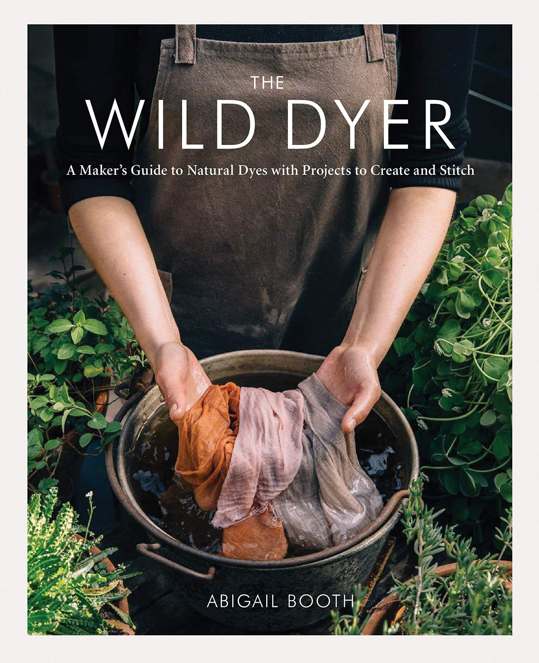 The Wild Dyer book cover image