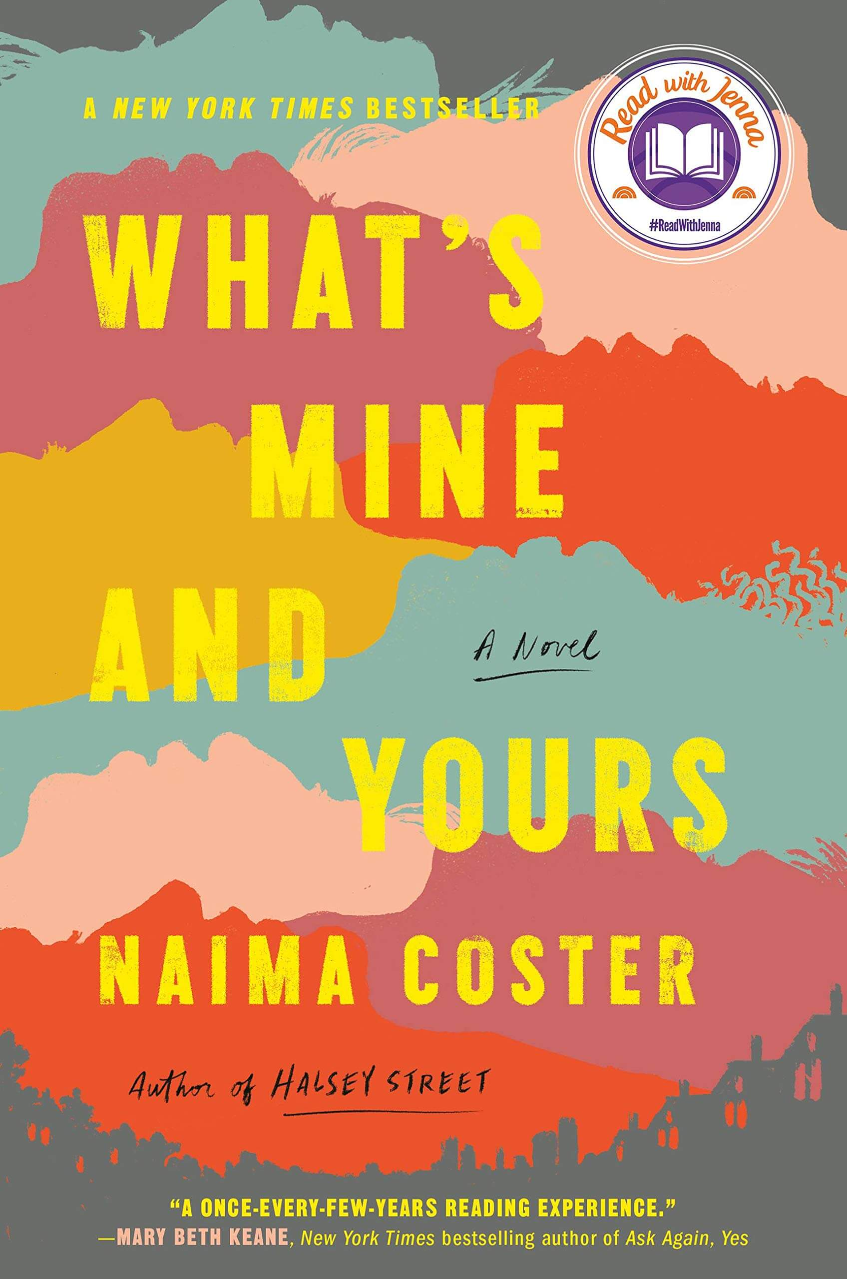 What's Mine and Yours book cover image