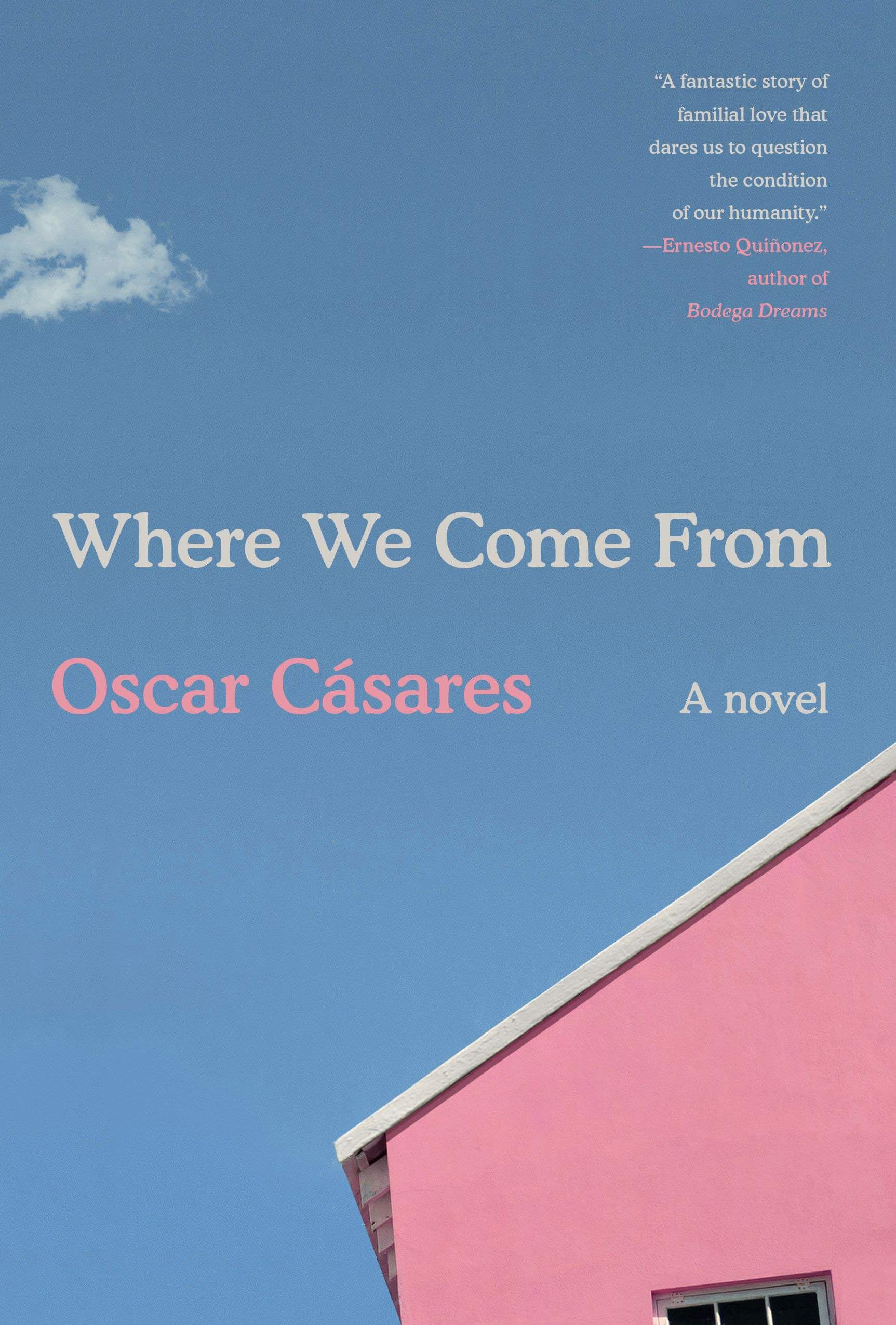 Where We Come From book cover image