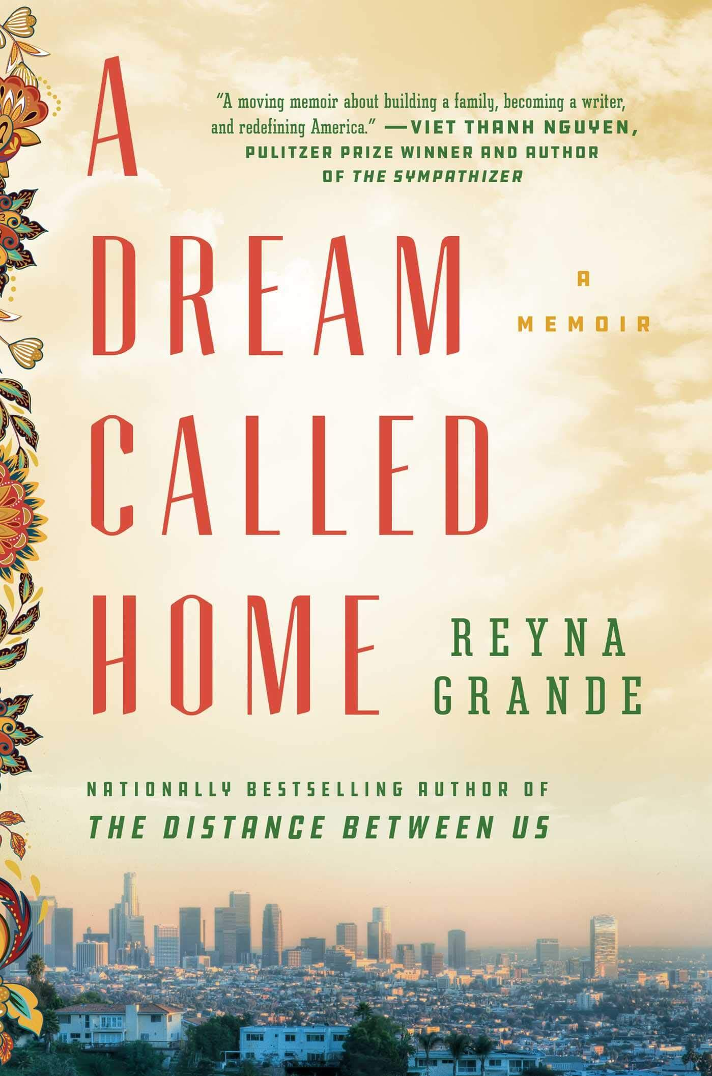 A Dream Called Home book cover image