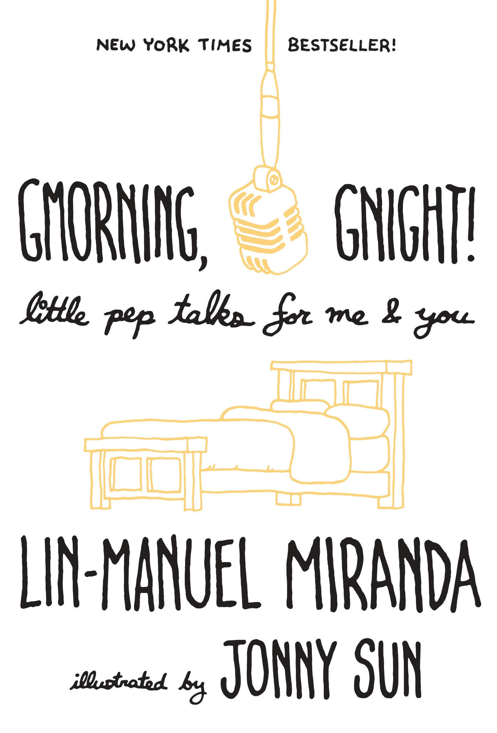 Gmoring, Gnight book cover image