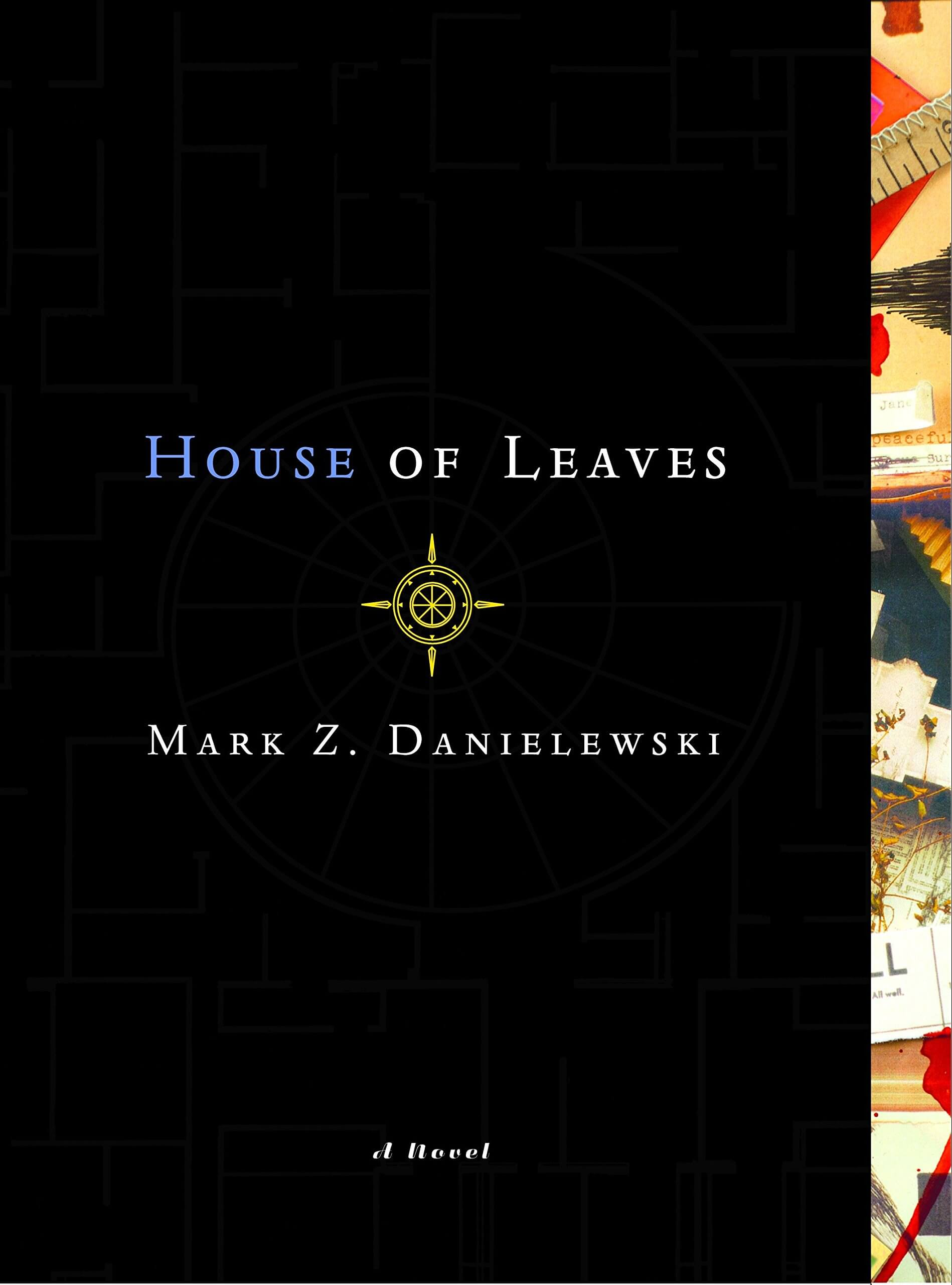 House of Leaves book cover image