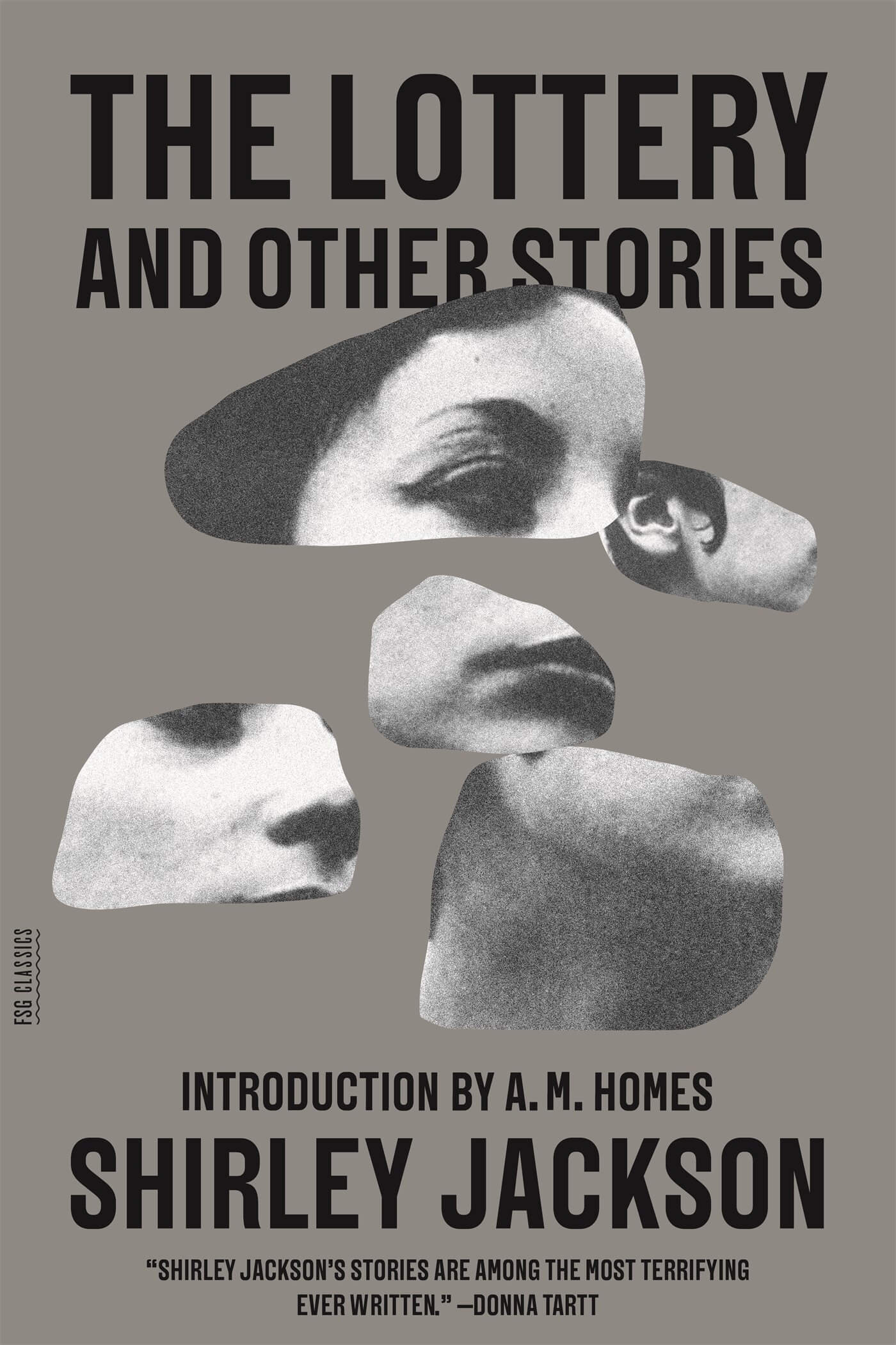 The Lottery and Other Stories book cover image
