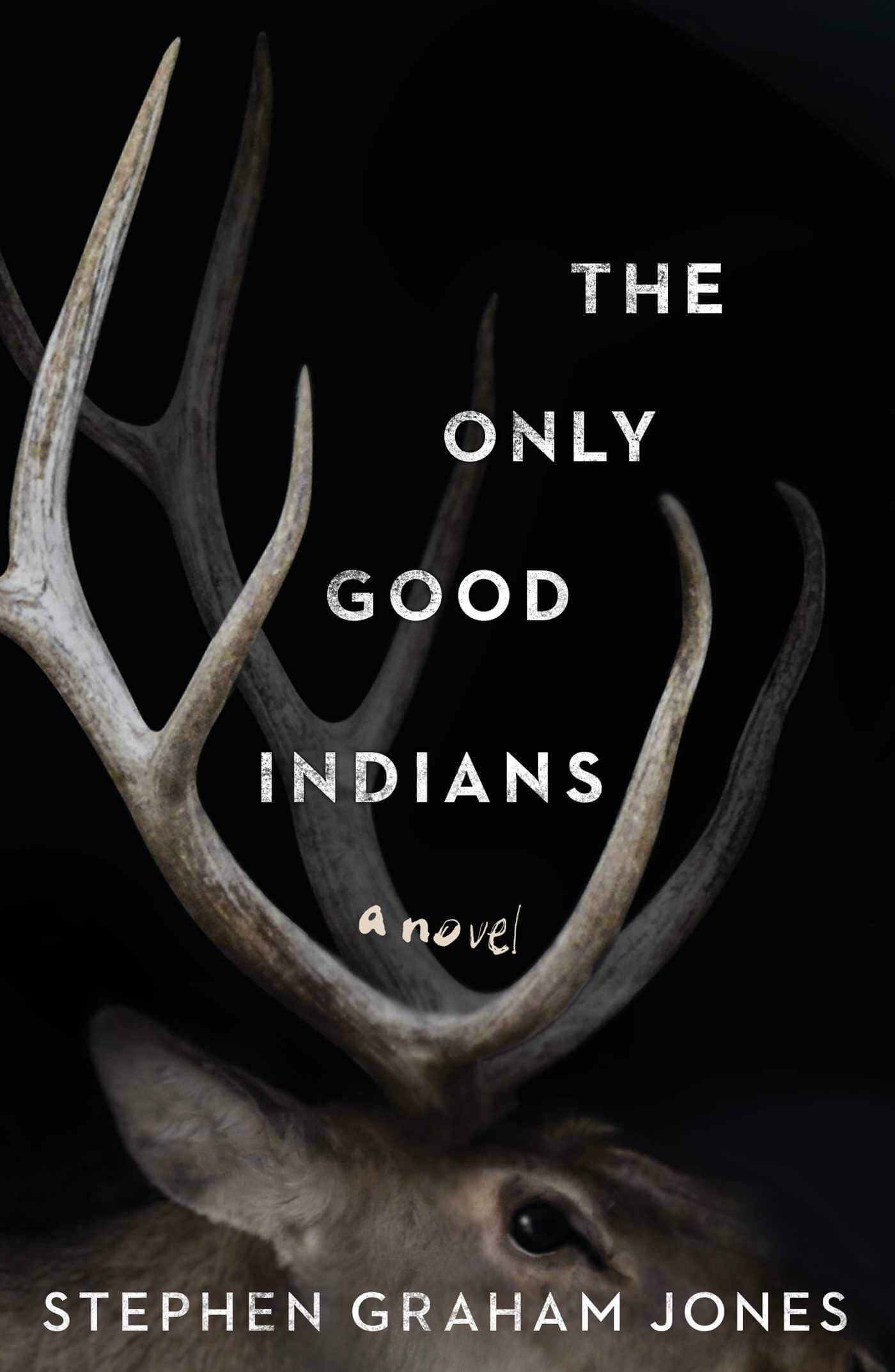The Only Good Indians book cover image