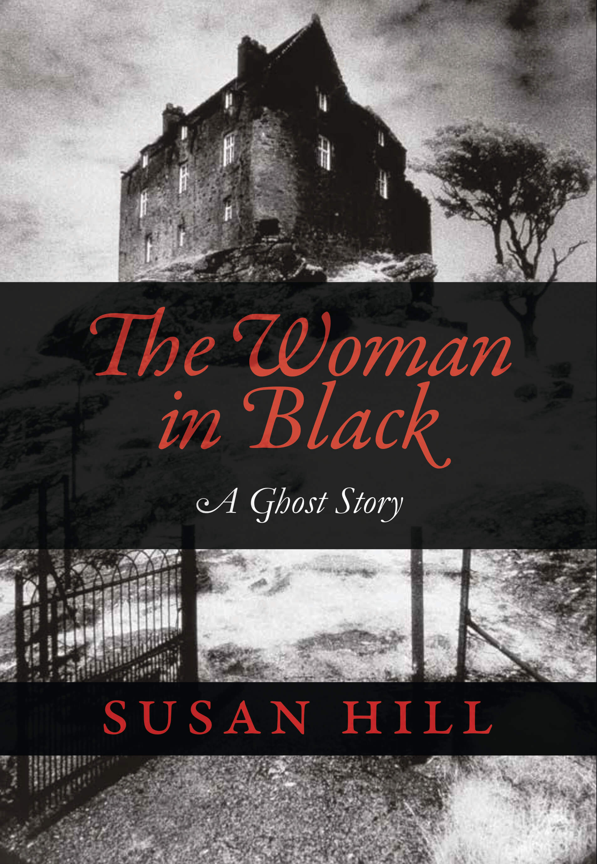 The Woman In Black book cover image